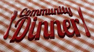 Free Community Dinner 6 pm