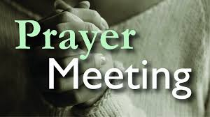 Lunch and Prayer Meeting
