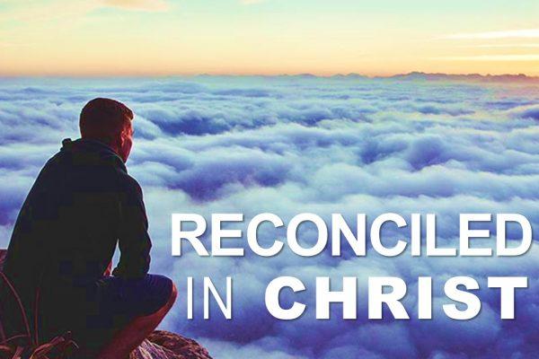 """Personal Reconciliation"" Philemon"