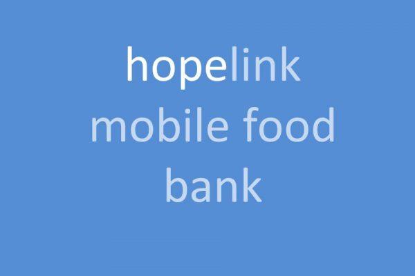 Hopelink Mobile Food Bank
