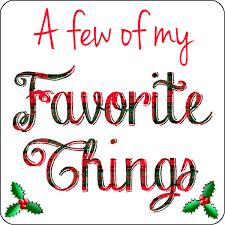 """My Favorite Things"" Christmas Program"